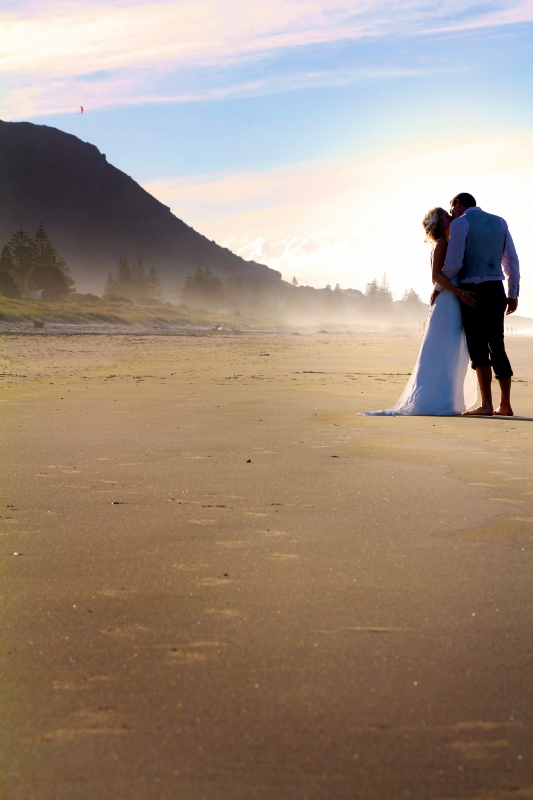 affordable north island wedding photos